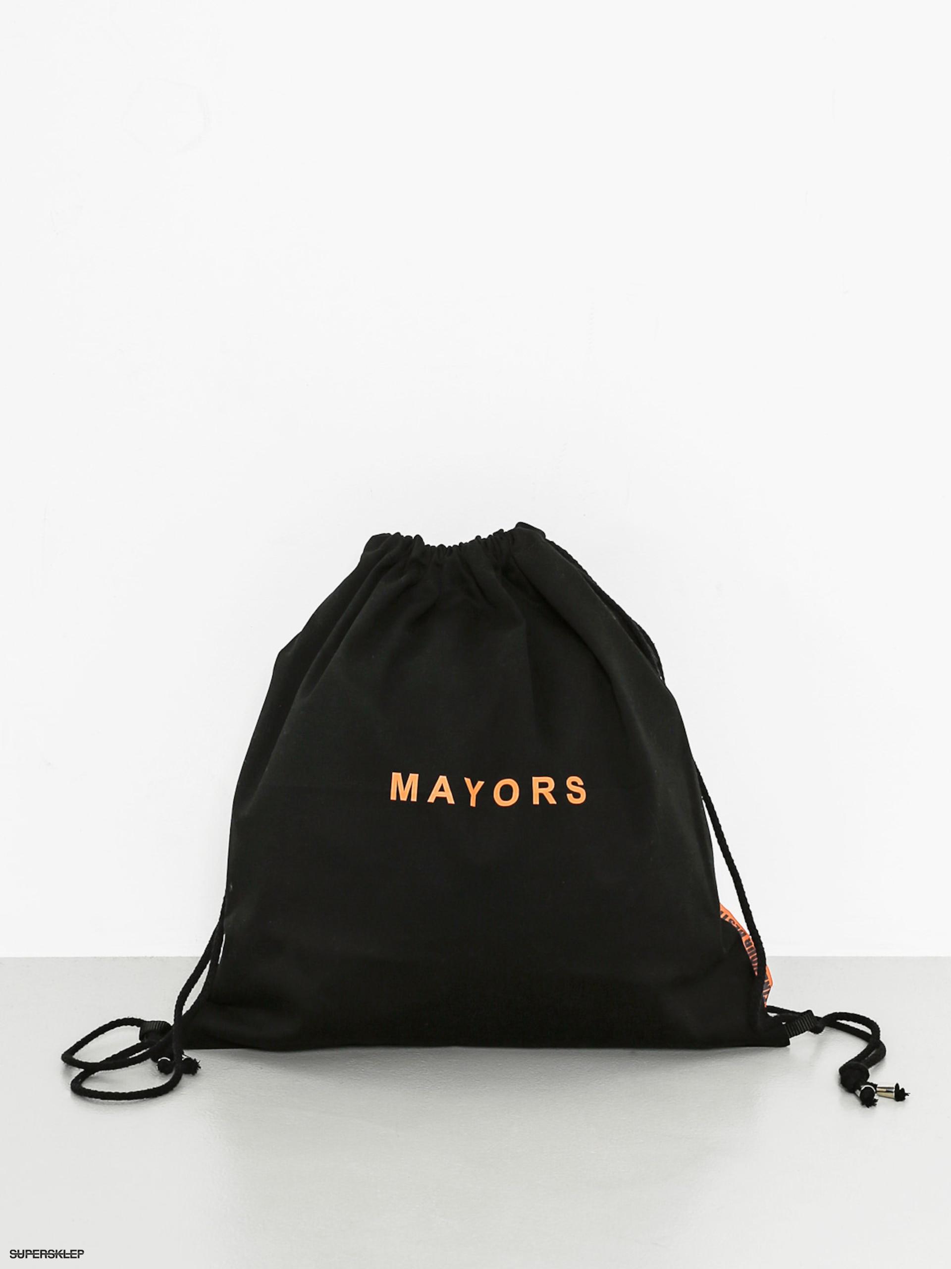 Plecak Majors Mayors (black)