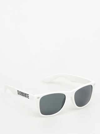 Okulary przeciwsu0142oneczne Diamante Wear Diamante 3 (white)