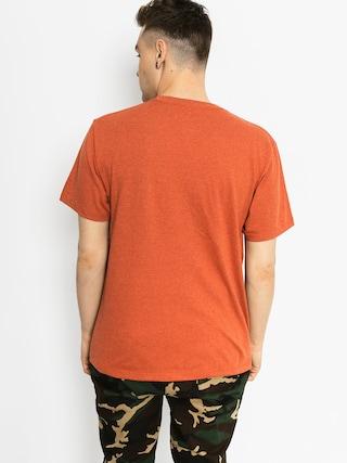 T-shirt Diamond Supply Co. Crescendo (burnt orange)