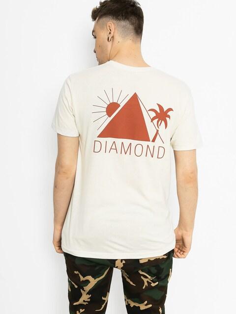 T-shirt Diamond Supply Co. Oases