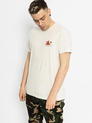 T-shirt Diamond Supply Co. Oases (cream)