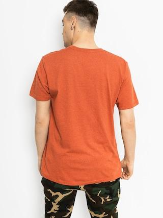 T-shirt Diamond Supply Co. Safari (burnt orange)