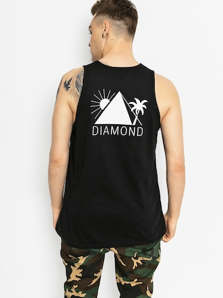 Koszulka Diamond Supply Co. Oases Tank (black)