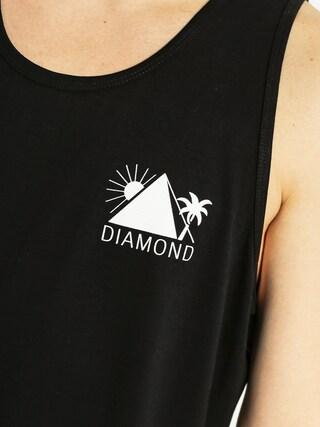 Koszulka Diamond Supply Co. Oases Tank (black)