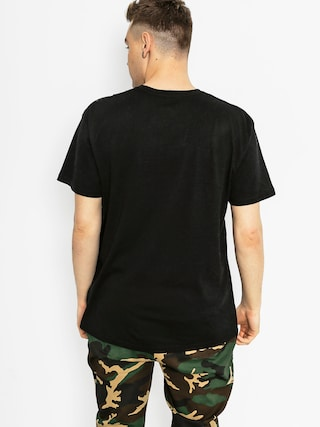 T-shirt Diamond Supply Co. Outline (black)