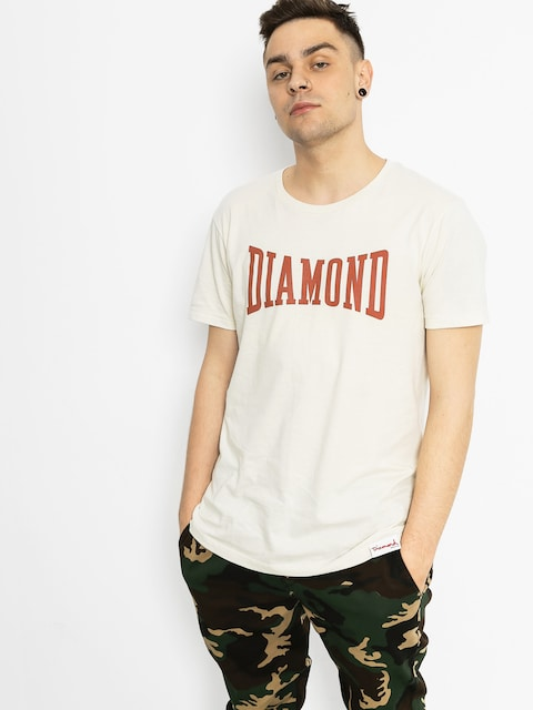 T-shirt Diamond Supply Co. Crescendo