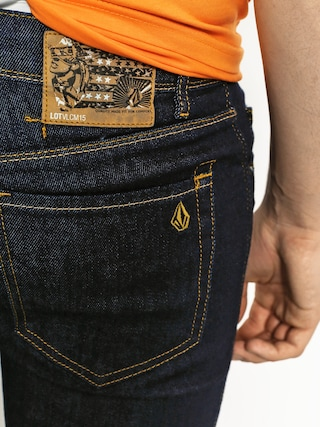 Szorty Volcom Chili Chocker Denim (rns)