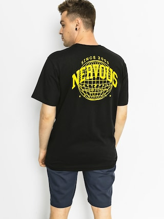 T-shirt Nervous World (black)
