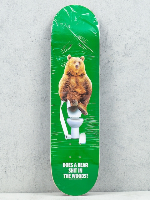 Deck Grizzly Griptape Skate Mental Upper Decker