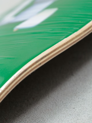 Deck Grizzly Griptape Skate Mental Upper Decker (green)