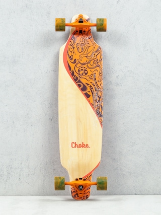 Longboard Choke Turnover II (orange)