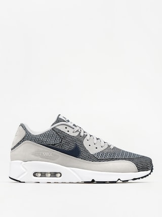 Buty Nike Air Max 90 Ultra 2.0 Jcrd Br (armory navy/armory navy wolf grey white)