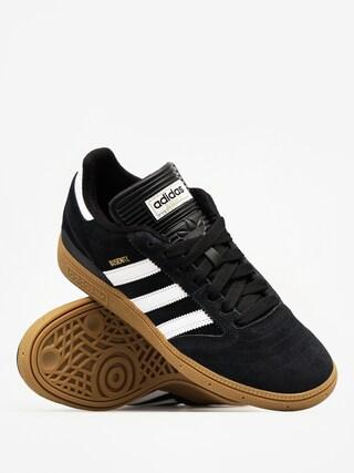 Buty adidas Busenitz (black1/runwht/metgol)