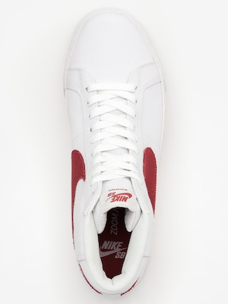 Buty Nike SB Sb Blazer Zoom Mid Cnvs (white/cedar)