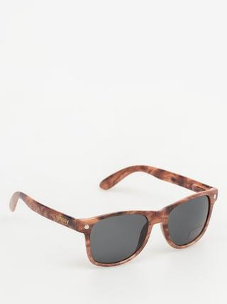 Okulary przeciwsłoneczne Glassy Leonard (wood)
