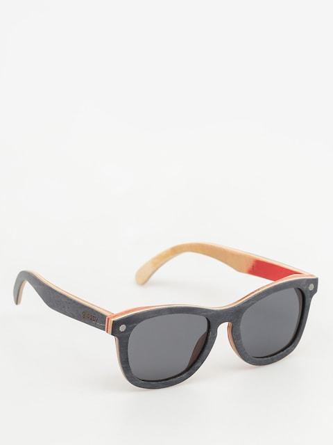 Okulary przeciwsłoneczne Glassy Deric Polarized Skateboard