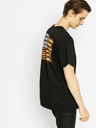 T-shirt DGK Past Time (black)