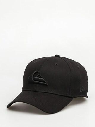 Czapka z daszkiem Quiksilver M And W Black ZD (black)