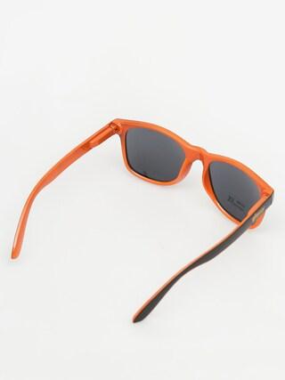 Okulary przeciwsłoneczne Glassy Leonard (black/orange)
