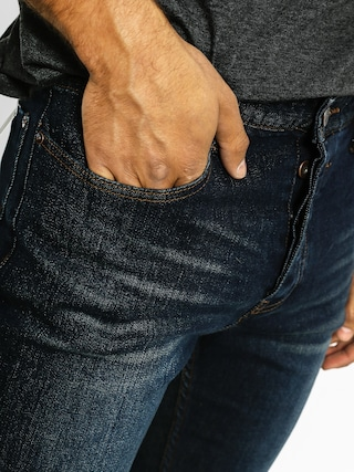 Spodnie Etnies E2 Straight Denim (worn indigo)