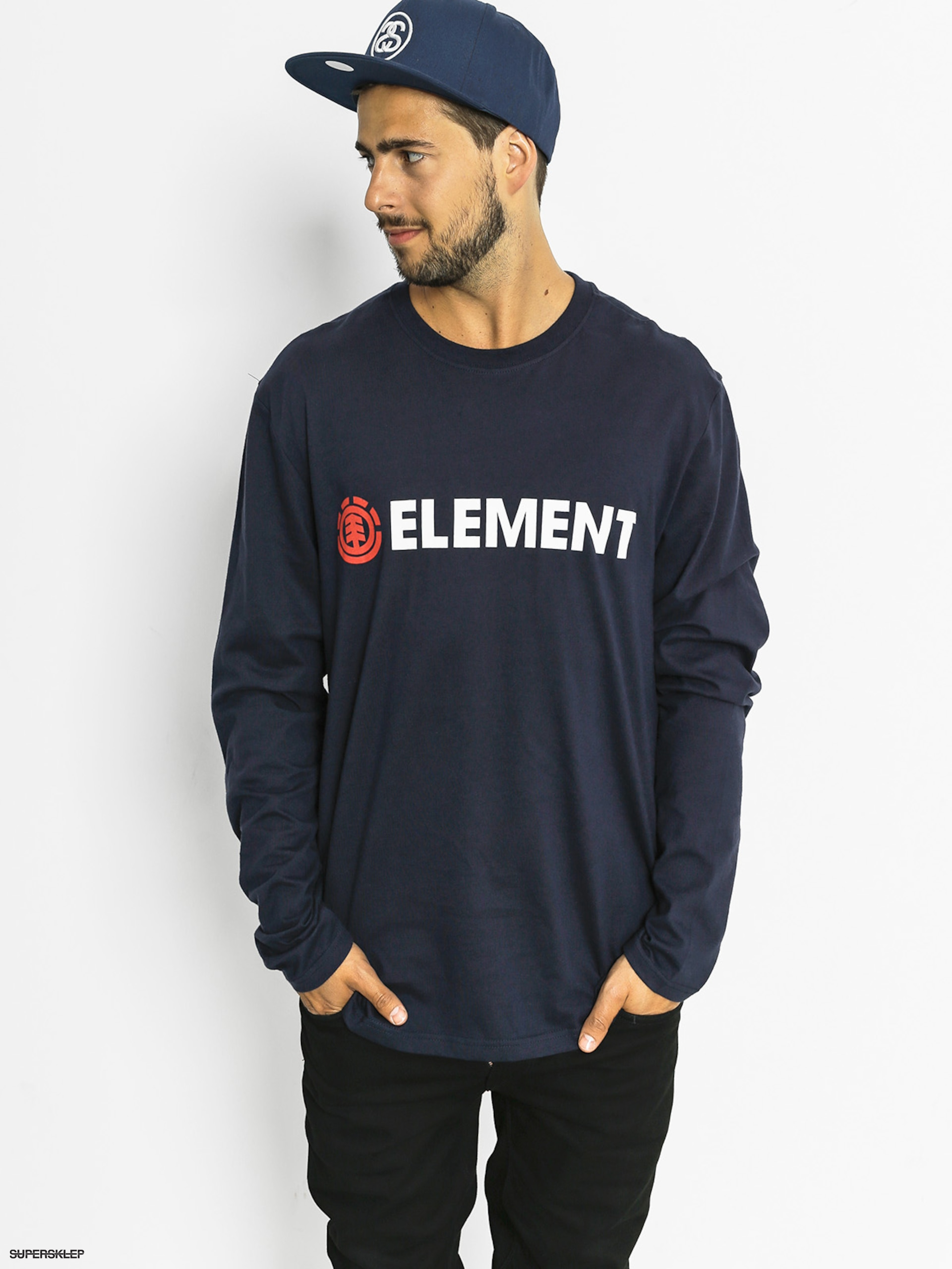 Longsleeve Element Horizontal