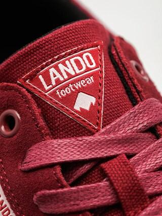 Buty Lando Dizaster (burgundy/gum)