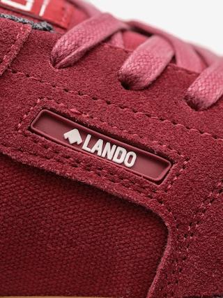 Buty Lando Pivot (burgundy/gum)