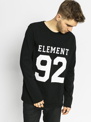 Longsleeve Element Carter (black)