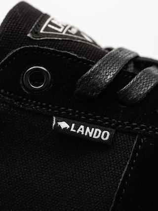 Buty Lando Dizaster (black/gum)