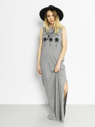 Sukienka Roxy Earlybird (grey heather)