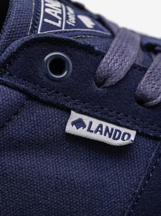 Buty Lando Dizaster (navy/gum)
