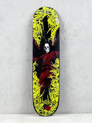 Deck Blackout Snakes (yellow/black)