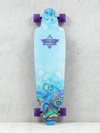 Longboard Dusters California Kraken (blu/pur)
