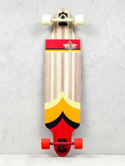 Longboard Dusters California Totem (red/org)