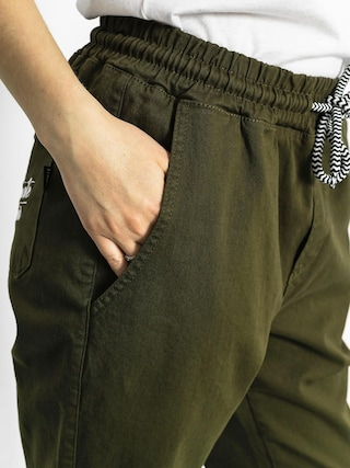 Spodnie Diamante Wear Jogger Classic Wmn (olive)
