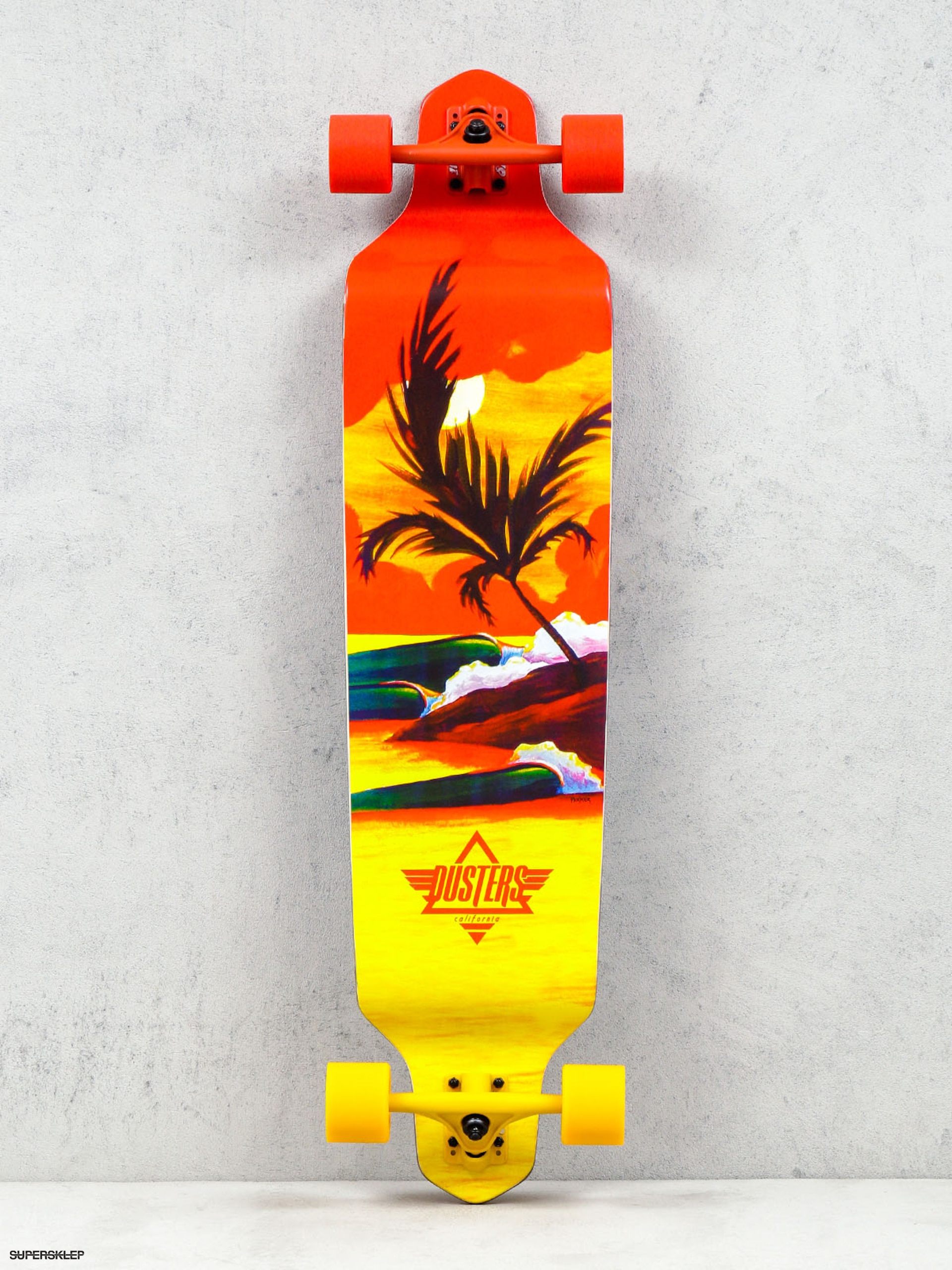 Longboard Dusters California Thirds
