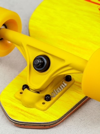 Longboard Dusters California Thirds (red/yel)