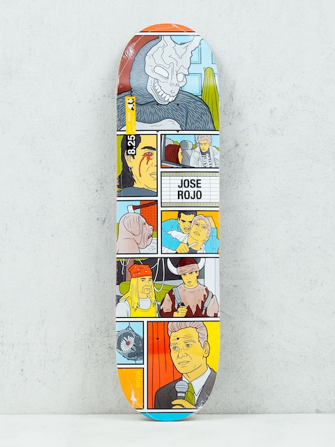 Deck Enjoi Movie Night R7 (rojo)