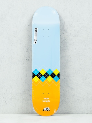 Deck Enjoi Textiles R7 (light blue/orange)