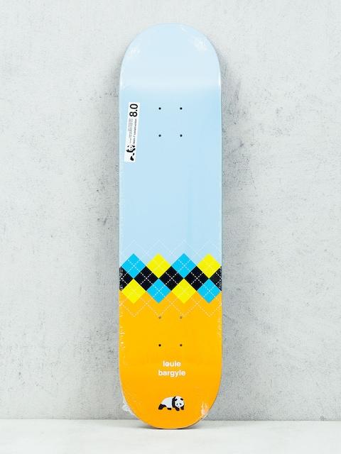 Deck Enjoi Textiles R7 (light blue/orange)
