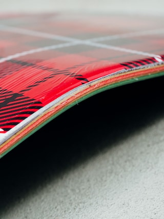 Deck Enjoi Textiles R7 (black/red/white)