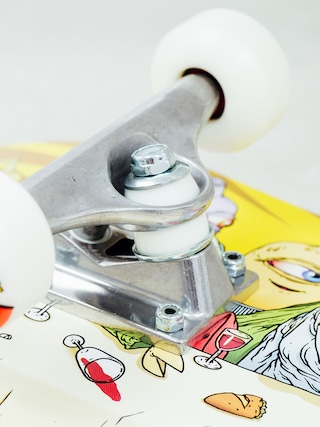Deskorolka Toy Machine Last Supper (multi)