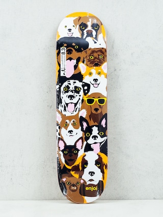 Deck Enjoi Dog Coleage R7 (brown)