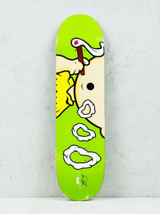 Deck DGK Vaughn Iconic (green)