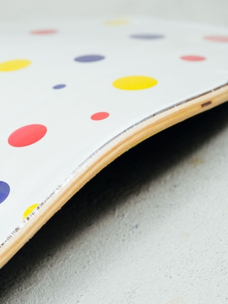 Deck DGK Suckafree (white/multicolor)
