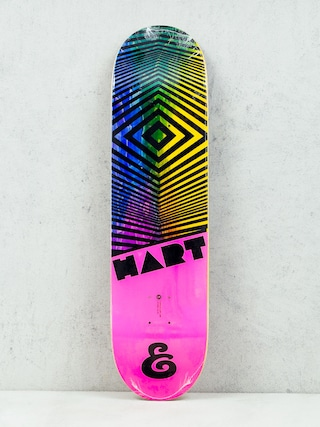 Deck Expedition One Hart Hypercolor (neon pink)