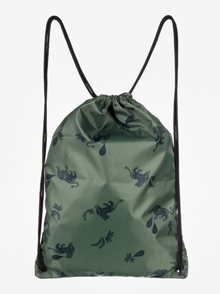 Plecak DC Cinched (vintage green tiger)