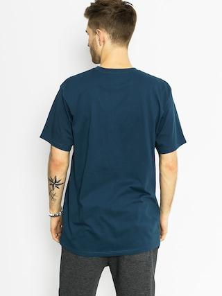 T-shirt Quiksilver Mountain Sunshine (major blue)