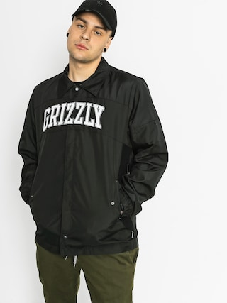 Kurtka Grizzly Griptape Pinaccle Coaches (black)