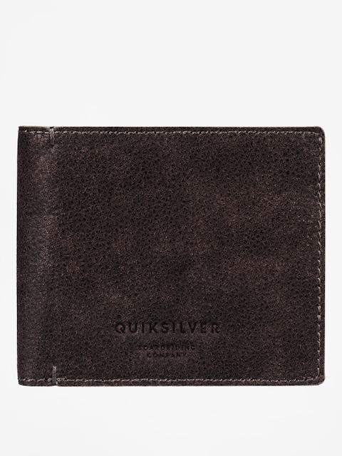 Portfel Quiksilver Mack II Plus (black)